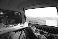 travel, surf, sleep in my car.