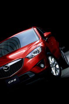 The Mazda CX-5 !!!!