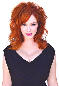 Every woman I know thinks Christina Hendricks is attractive...wait a minute, every guy I know thinks the same thing.