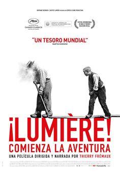 En 1895, los hermanos Lumière inventaron el cinematógrafo y dirigieron unas de las primeras películas de la historia del cine. El documental, dirigido por Thierry Frémaux (director del Festival de Cannes desde 2001 y del director del Instituto Lumière de Lyon), ofrece una selección de 108 películas restauradas que nos muestran un viaje a los orígenes del cine. Son una mirada única sobre Francia, el séptimo arte y el mundo que inaugura el siglo XX. (FILMAFFINITY)