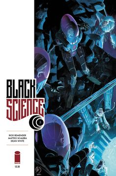 Image Comics | Series | Black Science
