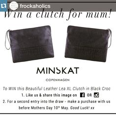 WIN-WIN-WIN with Frockaholics! And don't forget to browse their range of amazing designer fashion! #Repost @frockaholics with @repostapp.