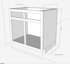 Building Cabinets Utility Room Or Garage With These Free Woodworking Plans  Building Instead Of Buying Cabinets Where I Will Demonstrate How To Build  ...