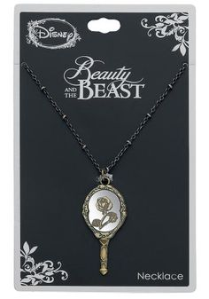 Mirror Necklace - Necklace by Beauty and the Beast