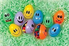Looking for some funny cute Easter Egg ideas? Here is a collection of cute funny eggs that we found on different blogs and websites. Happy decorating! Awesome Easter Eggs from Pophangover  The following funny eggs taken from Clevelend Seniors.     Click Here for more Fun Pictures  R.J. Rabbit Easter Unlimited Crazy Eggs Coloring Kit     Emoji Universe : Emoji Easter Eggs, 24-Pack   Easter Decorations Fillable Eggs - Set of 10 Crazy Funny Faces   SpongeBob Easter Eggs byfunny-pics-fun.com…