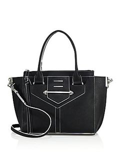 2cab67437fb People also love these ideas. White embroidered large tote handbag ...