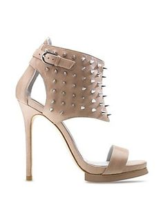 Camilla Skovgaard Harness With Studs Sandal Profile Photo