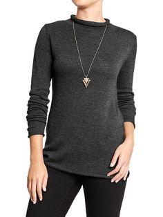 Women's Turtleneck Sweaters Product Image