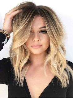 Best Medium Hairstyles and Cuts for Women | Hairstyles and Haircuts | Lovely-Hairstyles.COM