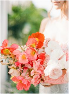Modern and Colorful Greenhouse Wedding Inspiration in Seattle - The Ganeys | Fine Art Film Wedding PhotographersThe Ganeys | Fine Art Film Wedding Photographers