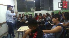 Circuito de Debates #JovemFicaVivo - Juventude e Direitos Humanos #ComCausa