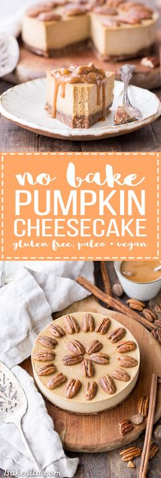 This No Bake Pumpkin