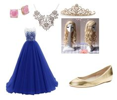 """""""Cadenza formal party"""" by eviehartleytull on Polyvore featuring Elorie, BillyTheTree and Kate Spade"""