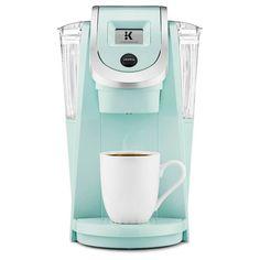 Even mermaids need caffeine!  Keurig® 2.0 K200 Coffee Maker Brewing System. Image 1 of 2.