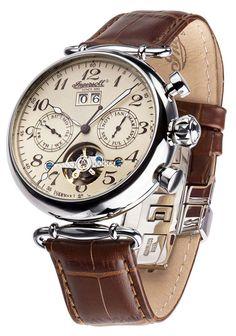 Ingersoll Armbanduhr Walldorf II IN1319CR versandkostenfrei, 100 Tage Rückgabe, Tiefpreisgarantie, nur 339,00 EUR bei Uhren4You.de bestellen