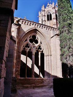 Vallbona de les Monges cloister - Cister Route - Catalonia
