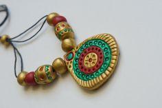 Beautiful Handmade terracotta Jewelry