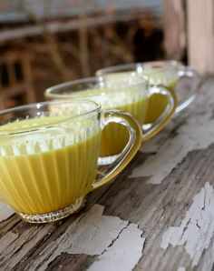 """Golden milk"" for cold, flus, depression, and more (in a recipe that actually tastes good…)"