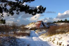 #Terschelling in de winter #waddeneilanden #Vakantie #holiday