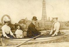 A souvenir of Blackpool