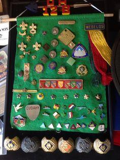 Vintage Boy Scouts Lot