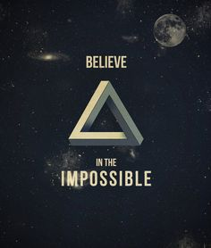 """believe in impossible  $85    Fine art print on bright white, fine poly-cotton blend, matte canvas using latest generation Epson archival inks. Individually trimmed and hand stretched museum wrap over 1-1/2"""" deep wood stretcher bars. Includes wall hanging hardware."""