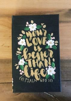 Hand Painted Bible by Hosanna Revival. Creative christian gift idea. Golden afternoon theme!