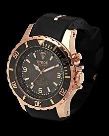 Kyboe Rose Gold Watch : RG-001