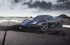 The 2013 Agera R model features new Aircore hollow carbon fiber wheels, uprated power and enhanced aerodynamics... don't forget an incredible top speed of approximately 440 km/h (273  mph).