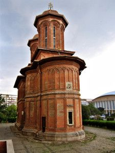 One of the most interesting buildings in Bucharest. See it with us! http://romania-to-go.com/kretulescu-church-in-bucharest/