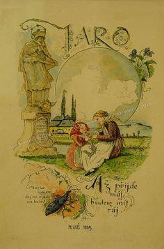 My Heritage, Czech Republic, Vintage World Maps, Culture, Retro, Beautiful, Detail, Retro Illustration, Bohemia