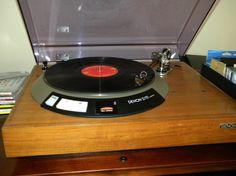 vintage futuristic Denon turntable. http://www.pinterest.com/TheHitman14/the-record-player-%2B/