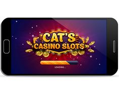 """Check out new work on my @Behance portfolio: """"Design Mobile App """"Cat's Casino Slots"""""""" http://be.net/gallery/51736941/Design-Mobile-App-Cats-Casino-Slots"""
