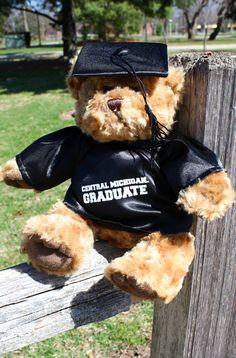 Central Michigan Graduate Bear