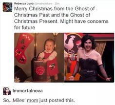 Lol. Oh, Miles!