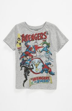 Superhero Fans! Mighty Fine 'Avengers™ T-  available at #Nordstrom