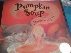 Seasonal story Preschool Books, Pumpkin Soup, Seasons, Butternut Squash Soup, Squash Soup, Seasons Of The Year, Summer Squash Soup