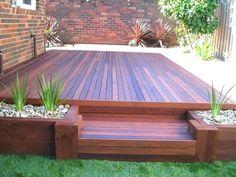 85 Cozy Backyard Patio Deck Design Ideas - Home Decor Gayam Small Backyard Decks, Cozy Backyard, Small Backyards, Backyard Privacy, Diy Pergola, Pergola Kits, Pergola Ideas, Roof Ideas, Pergola Roof