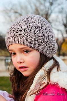 cute knit cap