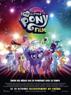 My Little Pony : le film streaming VF film complet (HD) - Koomstream - film streaming
