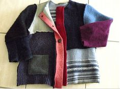 recycled sweater child by recovergirl, via Flickr