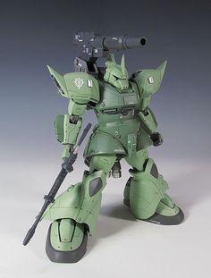 Robot Art, Robots, Gundam Custom Build, Mechanical Design, Gundam Model, Weird Art, Mobile Suit, Art Model, Cannon