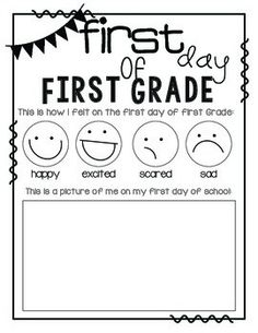 Printables Kindergarten First Day Of School Worksheets the kissing hand activities free feelings worksheet and mini booklet for pre k to 1 great activity go with h