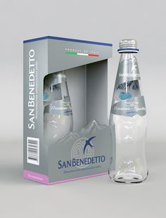 San Benedetto Water package.