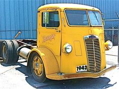 1942 Autocar Cabover Truck at Austin Rock & Roll Car Museum   ATX ...
