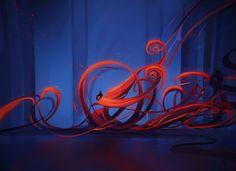 Strange Red Dance by lord-phillock on DeviantArt The Cat Returns, 2d Art, Fantasy Artwork, Art Forms, Illustration Art, Illustrations, Digital Art, Digital Paintings, Concept Art