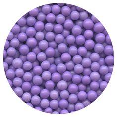 lavender sugar pearls