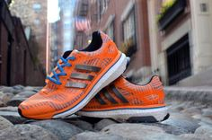 adidas adizero Boston Boost #weallrunboston