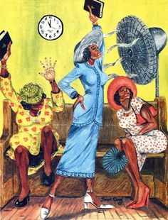 Pics For > African American Church Art African American Artwork, African Art, African History, Caricatures, Black Church, Black Art Pictures, Black Love Art, Art Africain, Black Artwork