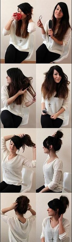 messy-bun-teased-hair-how-to-hacks-tips-tricks